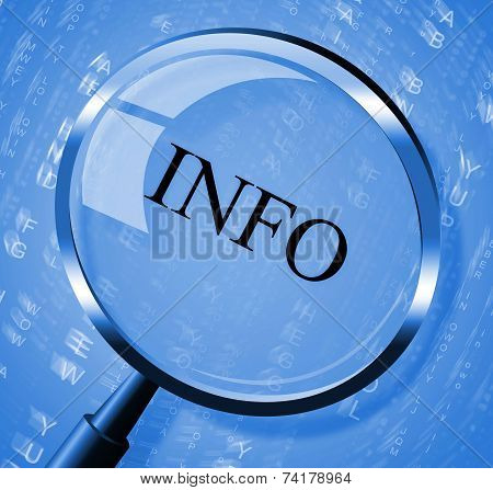 Info Magnifier Means Faq Magnification And Information