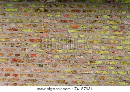 Wall Background, Clinker