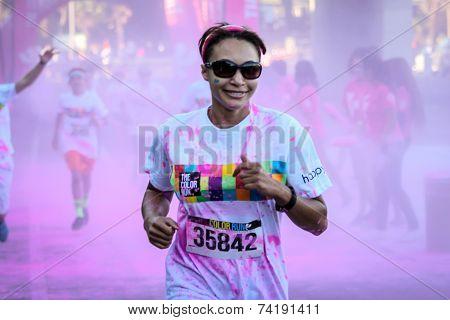 The Color Run Ventura