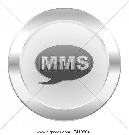 mms chrome web icon isolated