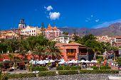 pic of canary-islands  - Hotel in Tenerife island  - JPG