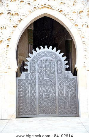 Historical In  Antique Building Morocco Style Africa