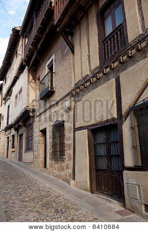 Street In Frias