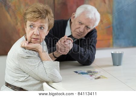 Marital Problems In Old Age