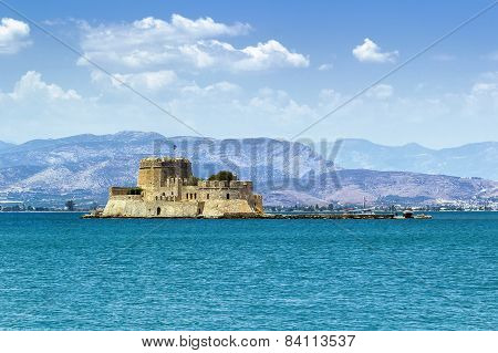 The Castle Of Bourtzi, Greece