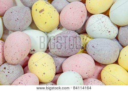 Mini Egg Sugar Coated Candy