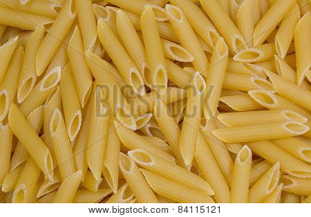 Penne Pasta background