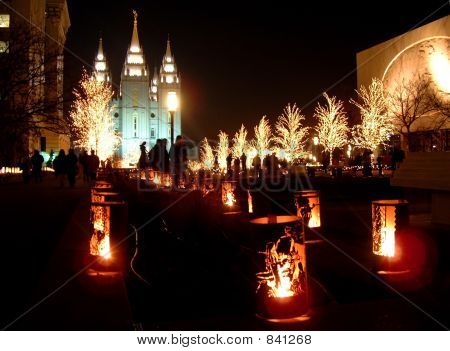Templo Mormón