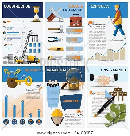 Real Estate And Property Business Chart Diagram Infographic
