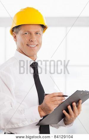Construction Foreman.