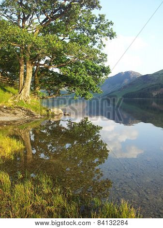 Reflection in Buttermere