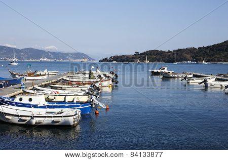 View Towards Lerici