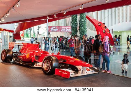 Formula One Racing Car