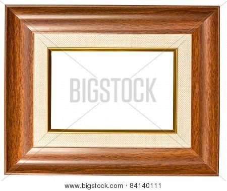 Smooth Wood Frame