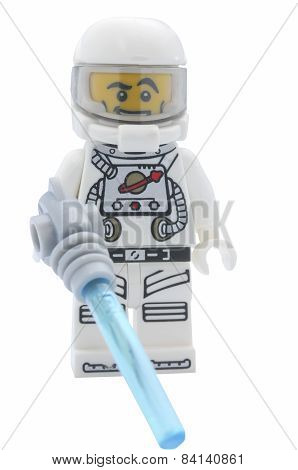 Spaceman Lego Minifigure