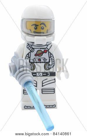 Spaceman Lego Minifigure