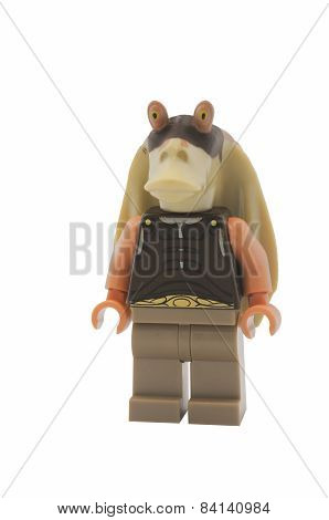Gungan Warrior Lego Minifigure