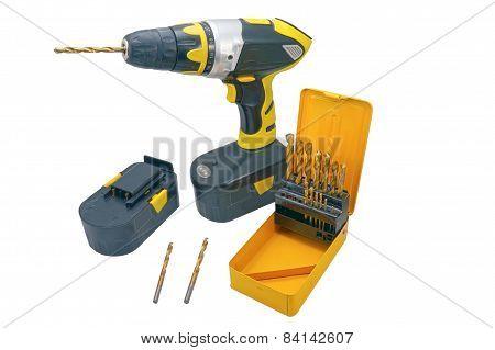 Drill And Drill Bits