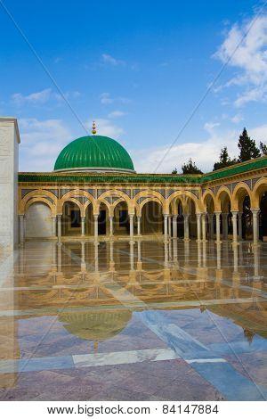 Religious building in Tunisia