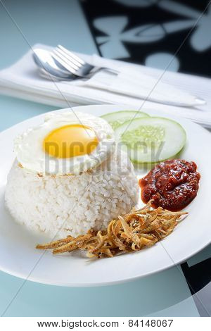 Tradition Nasi Lemak