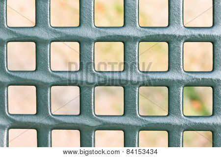 Metallic Mesh Texture Background