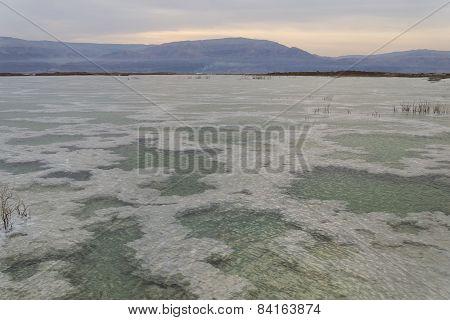 Israel. Dead sea.