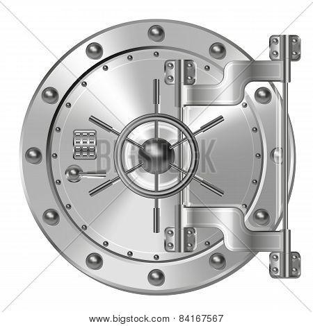 Bank doors