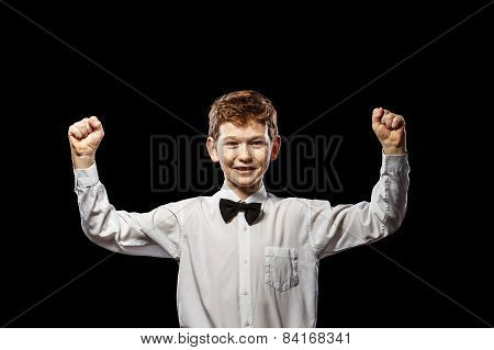 Young Boy Winner