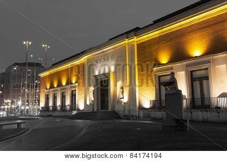 Fine Art Museum, Bilbao, Bizkaia, Spain