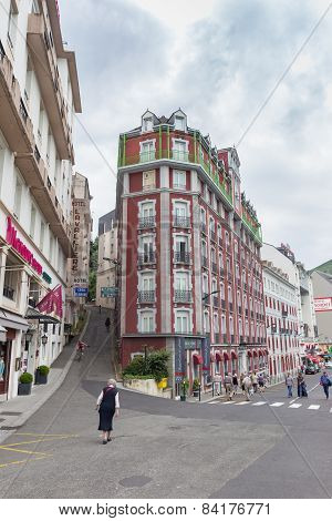 Hotel Saint-louis De France In Lourdes