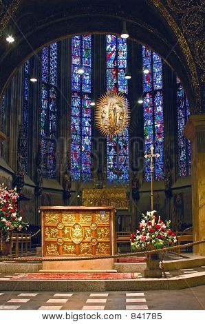 Aachen Cathedral - Charlemagne's Chapel