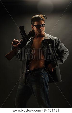 handsome terminator