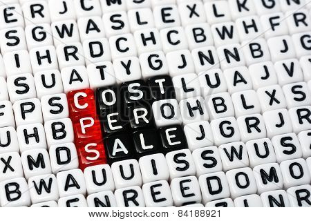 Cps Cost Per Sale Dices