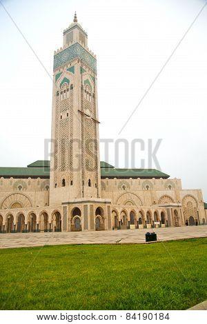 Muslim In  Mosque The