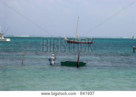 Belize Fisherman