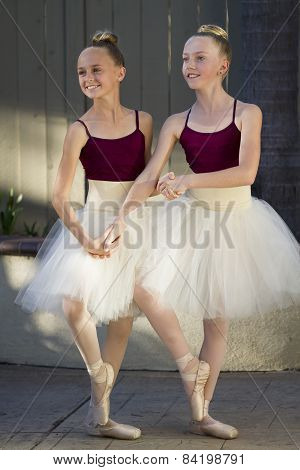 Ballerina Girls