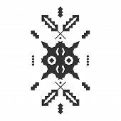 stock photo of tribal  - Vector Tribal elements - JPG