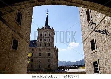 Palace Of El Escorial, Spain