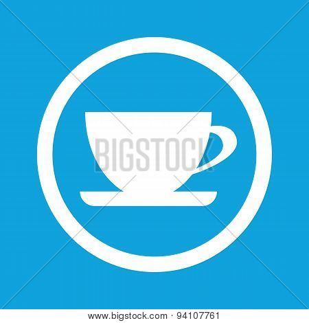 Cup sign icon