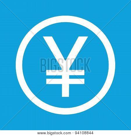 Yen sign icon