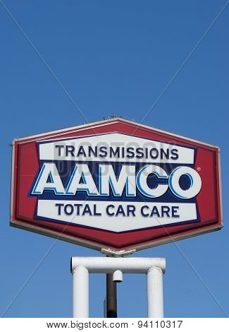 Aamco Transmissions Repair Facility