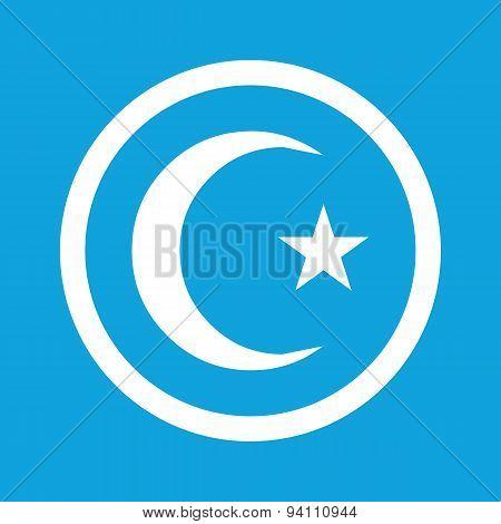 Turkey symbol sign icon