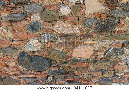 Pattern Stone Wall Texture