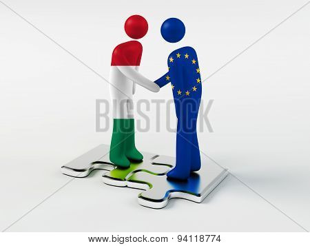 Business Partners Hungary and European Union