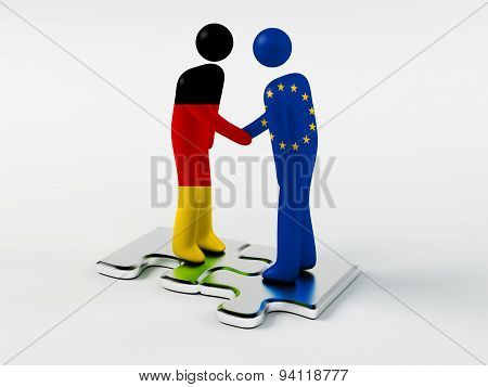 Business Partners Germany and European Union