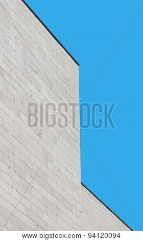Abstract Architecture Shape