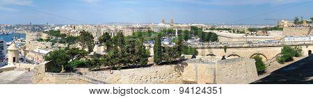 Malta panorama