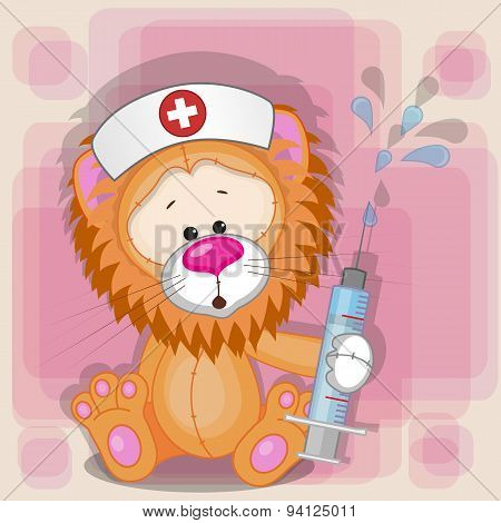 Lion Nurse