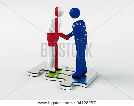 Business Partners England and European Union