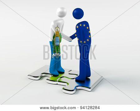 Business Partners San Marino and European Union